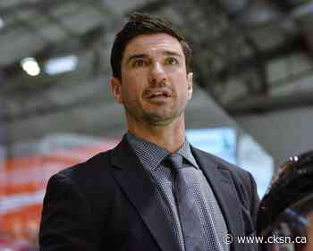 Former Wallaceburg Hockey Player Brad Staubitz Named Sarnia Sting Associate Head Coach - Chatham-Kent Sports Network