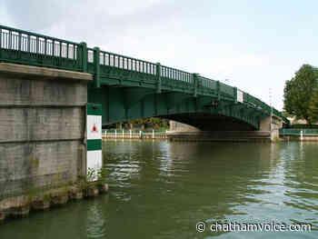 More bridge work in Wallaceburg - chathamvoice.com