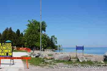 Repairs on the way for Thornbury's Little River Beach - CollingwoodToday