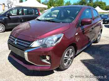 Vendo Mitsubishi Space Star 1.0 First Edition nuova a Pianezza, Torino (codice 7532408) - Automoto.it