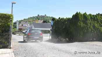 Anwohner des Kortrockwegs in Homberg wünschen sich Straßenausbau - HNA.de