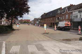 Buurtnetwerk Hoplr gidst bewoners door centrumwerken - Het Belang van Limburg