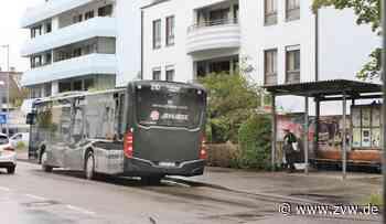 Zwei Bushaltestellen in Stetten und Rommelshausen werden in diesem Sommer umgebaut - Kernen - Zeitungsverlag Waiblingen