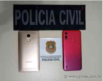 Polícia Civil de Canoinhas recupera dois celulares furtados - JMais