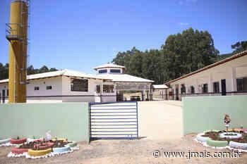 Escola da Barra Mansa, no interior de Canoinhas, é inaugurada oficialmente - JMais
