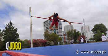 Vítor Korst esteve perto do recorde nacional de salto em altura - O Jogo
