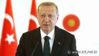 """Presidente Erdogan: """"A Turquia está à beira de um salto muito importante"""" - TRT Português"""