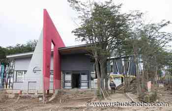 """La escuela experimental """"Las Gaviotas"""" ya cuenta con nuevo edificio - Ushuaia Noticias"""