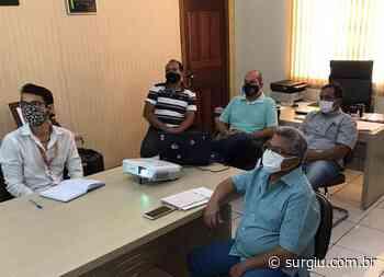 Prefeitura de Miracema segue com trabalhos para implantação do Plano Diretor Municipal - Surgiu