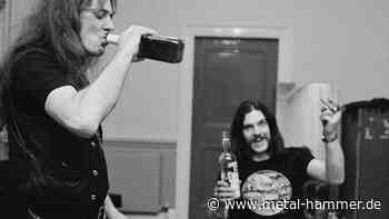 Cheers: Diese Bands trinken ihre eigenen Weine, Biere und... - Metal Hammer