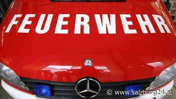 Bergheim: Brand auf Firmengelände - SALZBURG24