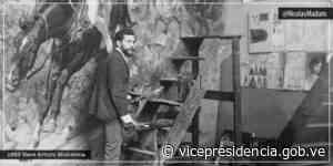 Hace 157 años nació el pintor de la Patria Arturo Michelena - Vicepresidencia