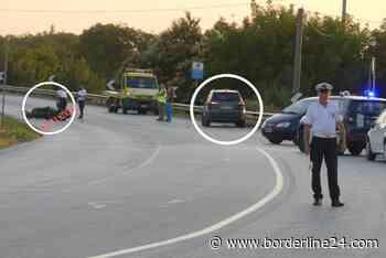 Putignano, incidente sulla Sp 106: motociclista sbatte su muretto, ricoverato in codice giallo - Borderline24 - Il giornale di Bari