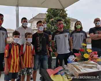 Che accoglienza a Torino! Giallorossi ospiti del Lecce Club Oleggio - Calcio Lecce