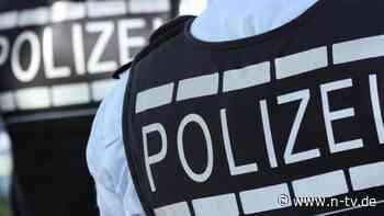 Niedersachsen & Bremen:Ermittler richten Mordkommission nach Leichfund in Zeven ein - n-tv NACHRICHTEN