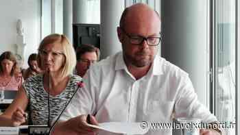 Baptême du feu budgétaire à Haubourdin pour Sébastien Degardin - La Voix du Nord