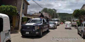 Detienen a presunto ladrón en Pueblo Nuevo - El Imparcial de Oaxaca