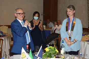 Merate: Francesca Perrot è il nuovo presidente del ''Rotary'' - Merate Online