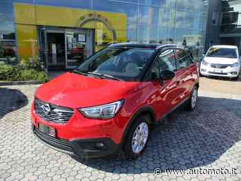 Vendo Opel Crossland X 12V Advance nuova a Porto Mantovano, Mantova (codice 7605090) - Automoto.it - Automoto.it