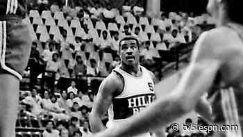 Francois Wise recalls his epic run through the PBA in the 1980s - ESPN Philippines