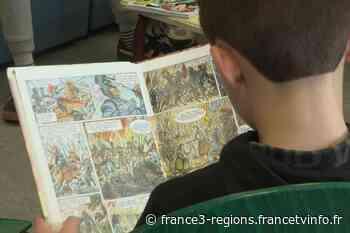 """""""Silence, on lit"""" : un collège de Pontcharra (Isère) instaure un quart d'heure de lecture quotidien pour ses é - France 3 Régions"""