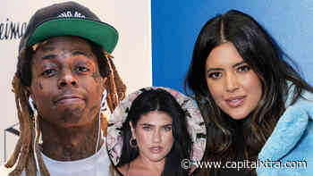 Lil Wayne's new girlfriend claps back at shady comment about his ex 'wife' - Capital XTRA