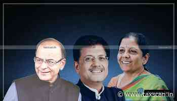 Three Years of GST under Three Finance Ministers - taxscan.in