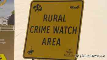 MLA Todd Loewen discusses plan to combat rural crime