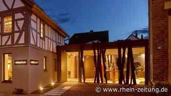 Finanz Forum in Bad Kreuznach und Vinothek Closheim in Langenlonsheim: Tag der Architektur diesmal nur online - Rhein-Zeitung