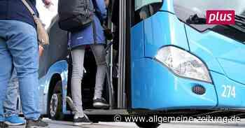 Kein Busverkehr mehr ab Oktober im Kreis Bad Kreuznach? - Allgemeine Zeitung