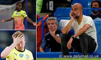 Why Pep Guardiola and Man City find themselves at a crossroads in hunt for Premier League dominance