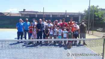 Sport e Fase 3: Giovani campioni di tennis crescono a Bosconero - Prima il Canavese
