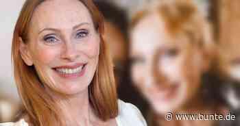 """Andrea Sawatzki: Grüße vom Set – Fan: """"Ihr könntet in echt Mutter und Tochter sein"""" - BUNTE.de"""