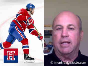 Habs' Drouin taking cues from Leafs star Marner   HI/O Bonus - Montreal Gazette