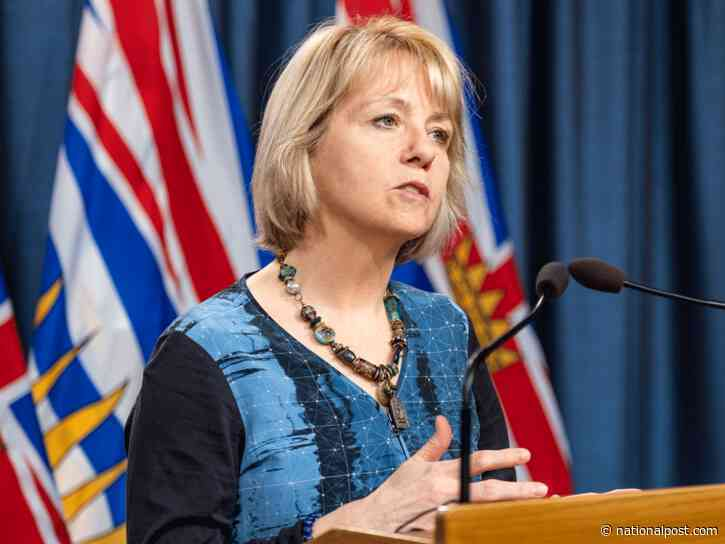 In an age of COVID villains, an unlikely hero has emerged: B.C.'s Dr. Bonnie Henry
