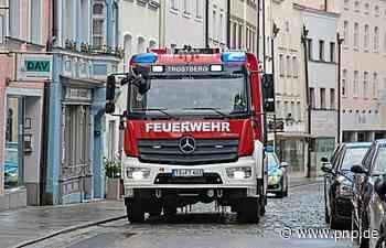 Angebrannte Geschirrtücher halten Feuerwehren auf Trab - Trostberg - Passauer Neue Presse
