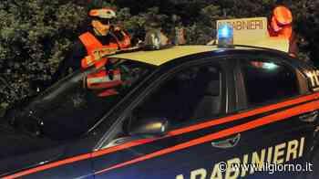 Seregno, a torso nudo e ubriaco cerca di colpire carabinieri - IL GIORNO