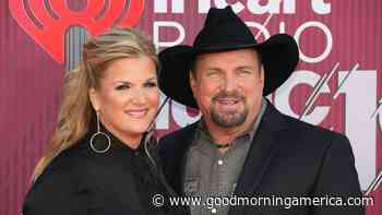 Trisha Yearwood: Count on Garth Brooks to bring it for drive-in concerts this weekend - GMA