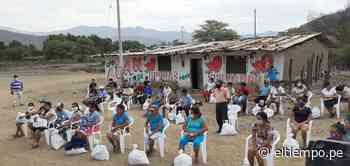 Salitral: llevan ayuda a familias vulnerables del caserío San Pedro - Diario El Tiempo | Piura | Noticias