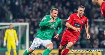 SV Werder trifft in der Relegation auf den 1. FC Heidenheim 1846
