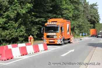 K 174: Erneuerung der Fahrbahndecke bei Dietzenbach - Familien-Blickpunkt.de