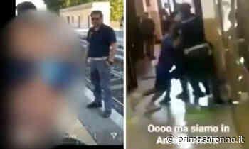 """Bulli provocano i poliziotti solo per diventare """"famosi"""" su Instagram - Prima Saronno"""