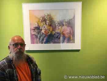 Plazarama heropent met mooie expo: herkenbare aquarellen van Ludo Van den Heuvel