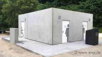 Bad Urach Tourismus: WC-Anlage im Maisental ist in Betrieb - SWP