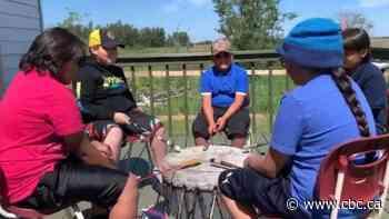 Meet the Mustangz: Maskwacis drummer boys finish big in virtual powwow contest