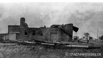 Legacy of infamous 'Redcliff Cyclone' lives on 105 years later - CHAT News Today