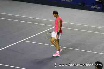 """Toni Nadal: """"Ich habe Rafael Nadal nie erlaubt, den Schläger zu werfen, weil ..."""" - Tennis World DE"""