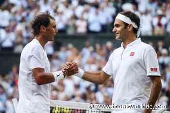 """""""Rafael Nadal hat Roger Federer bereits geschlagen"""", sagte der brasilianische Spieler - Tennis World DE"""