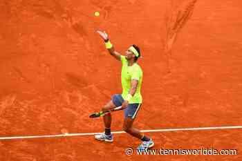 """""""Rafael Nadal spielt mit dir wie ein Gepard"""", sagt der ehemalige Top 5 - Tennis World DE"""