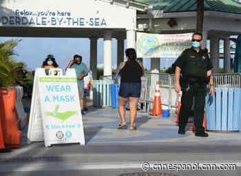 Coronavirus 26 de junio, minuto a minuto: Florida reporta casi 9.000 casos nuevos de coronavirus - CNN